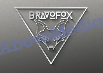 BravoFox logo by AboveMedia