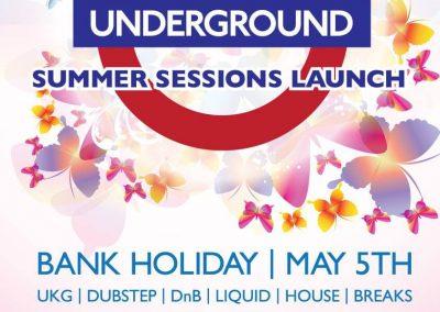 Brighton Underground Poster