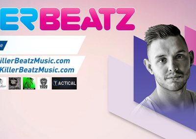 KillerBeatz Web Banner