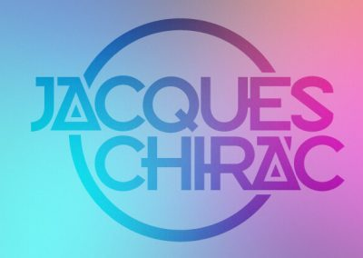 Jacques Chirac logo by AboveMedia