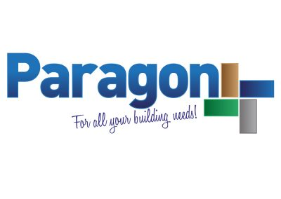 Paragon Building Logo by AboveMedia