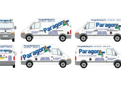 Paragon Sprinter Van