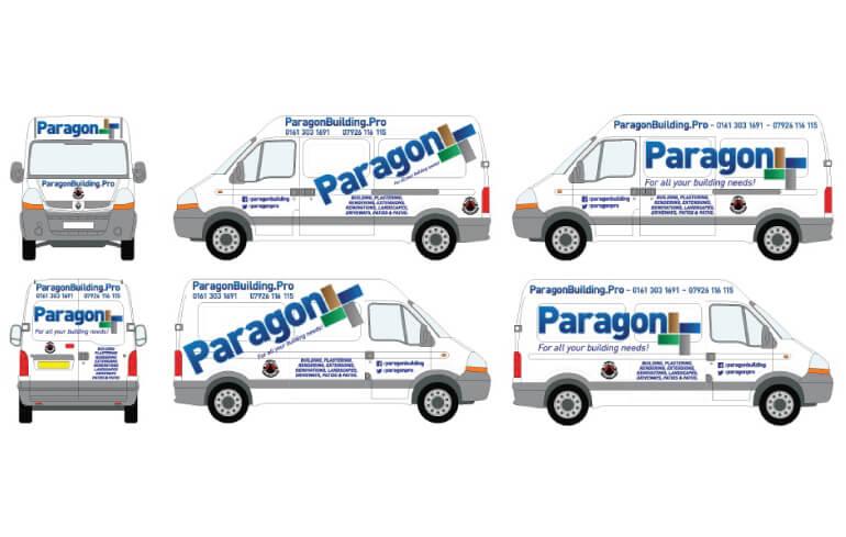 Paragon Sprinter Van